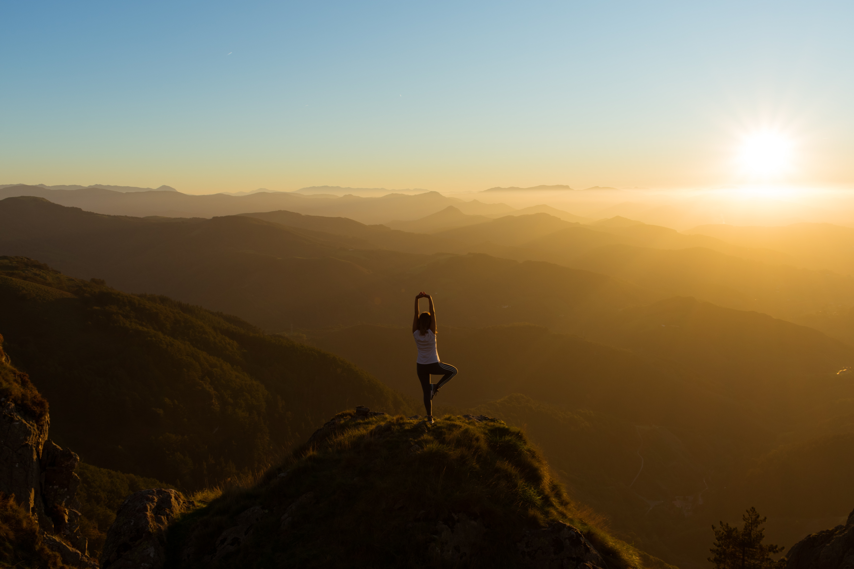 Yogaens hjemland